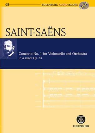 Concerto Violoncelle N°1 Op.33 En la Min. SAINT-SAËNS laflutedepan