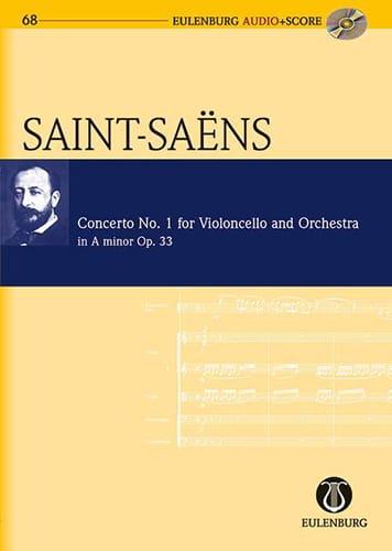 Concerto Violoncelle N°1 Op.33 En la Min. - laflutedepan.com