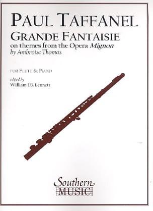 Grande Fantaisie sur Mignon - Paul Taffanel - laflutedepan.com