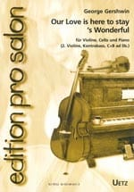 Our Love is Here to Stay // 's Wonderful - GERSHWIN - laflutedepan.com