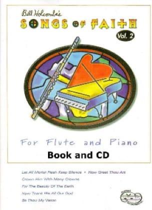 Songs of Faith - Volume 2 - Flûte - Bill Holcombe - laflutedepan.com