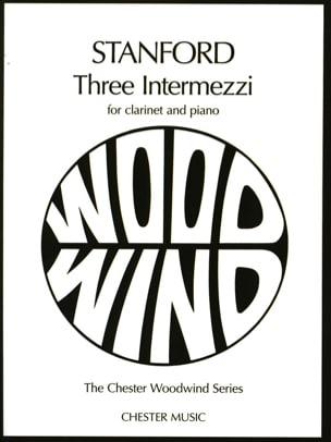 3 Intermezzi op. 13 - Charles Villiers Stanford - laflutedepan.com
