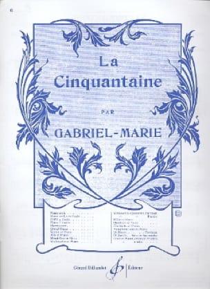 La Cinquantaine - Violon - Gabriel-Marie - laflutedepan.com