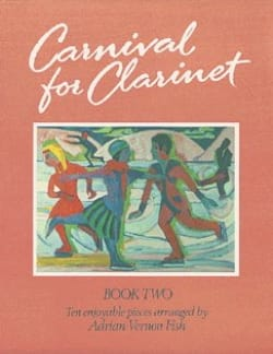Carnival for clarinet - Volume 2 - laflutedepan.com