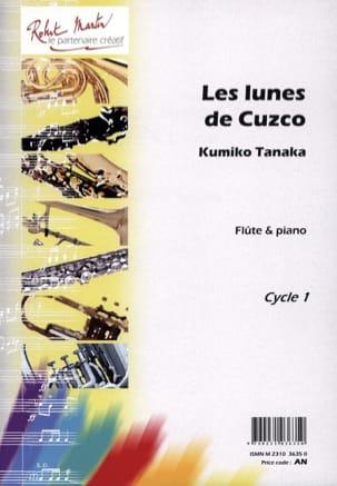 Les lunes de Cuzco Kumiko Tanaka Partition laflutedepan