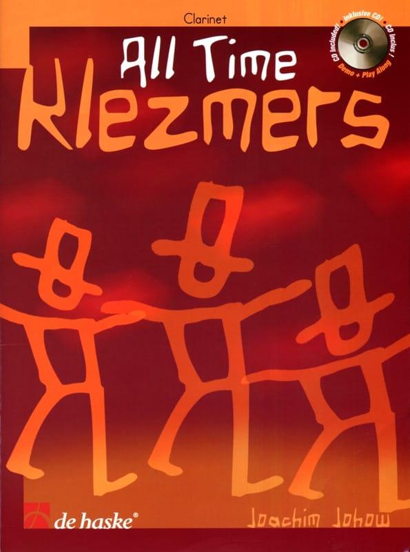 All time Klezmer pour clarinette - Joachim Johow - laflutedepan.com