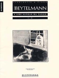 8 Airs Autour Du Tango - Volume 1 Gustavo Beytelmann laflutedepan