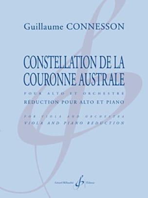 Constellation de la Couronne Australe - CONNESSON - laflutedepan.com