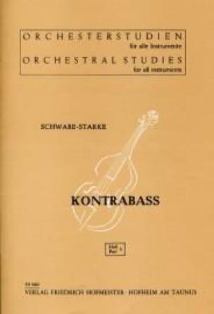 Orchesterstudien - Heft 5 - Kontrabass - laflutedepan.com