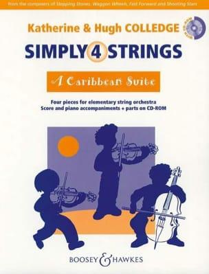 A Caribbean Suite - Simply Four Strings Rom Partition laflutedepan