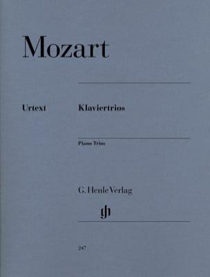 Klaviertrios MOZART Partition Trios - laflutedepan