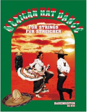 Mexican Hat Dance for Strings - Quartet laflutedepan