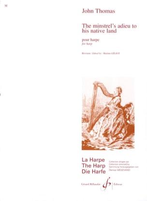 The Minstrel's Adieu to His Native Land John Thomas laflutedepan