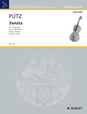 Sonata - Eduard Pütz - Partition - laflutedepan.com
