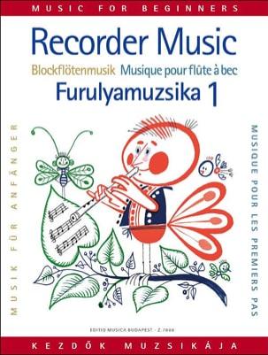 Musique pour les 1ers pas - Volume 1 - Flûte à bec laflutedepan