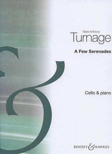 A Few Serenades - Mark-Anthony Turnage - Partition - laflutedepan.com