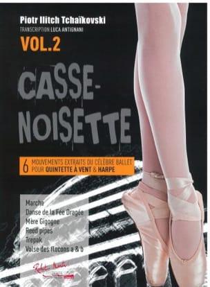 Casse-Noisette - Volume 2 TCHAIKOVSKY Partition laflutedepan