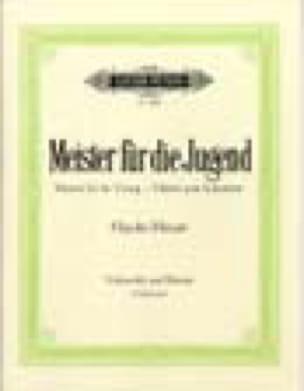 Meister für die Jugend, Bd. 1 - Violoncello - HAYDN - laflutedepan.com