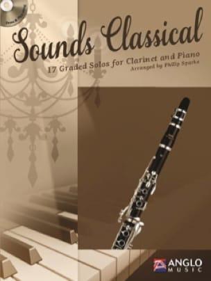 Sounds Classical - Clarinette et piano - laflutedepan.com