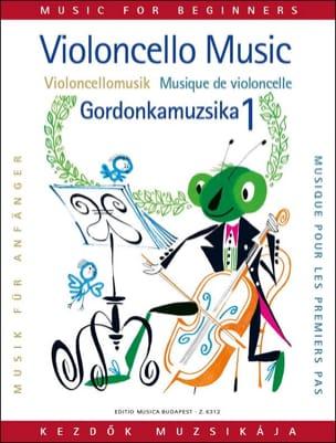 Musique pour les 1ers pas, Volume 1 - Violoncelle laflutedepan