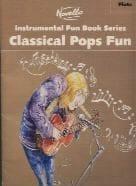 Classical pops fun - Clarinet Ten. Sax - laflutedepan.com