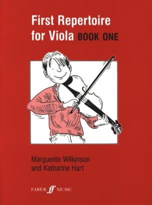 First repertoire for Viola - Book 1 laflutedepan