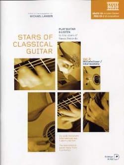 Stars Of Classical Guitar Volume 2 Michael Langer laflutedepan