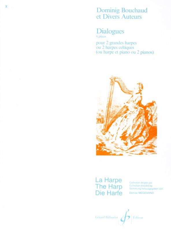 Dialogues, 8 Pièces - Partition - 0 - laflutedepan.com