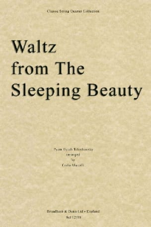 Waltz From The Sleeping Beauty Score & Parts - laflutedepan.com