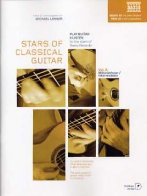 Stars Of Classical Guitar Volume 2 - Michael Langer - laflutedepan.com