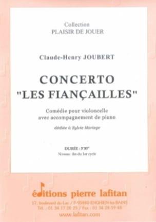 Concerto: Les Fiançailles Claude-Henry Joubert Partition laflutedepan