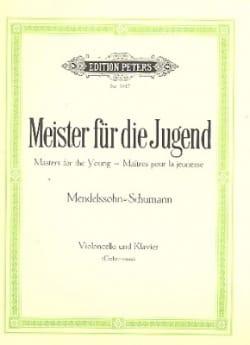 Meister für die Jugend, Bd. 3 - Violoncello laflutedepan