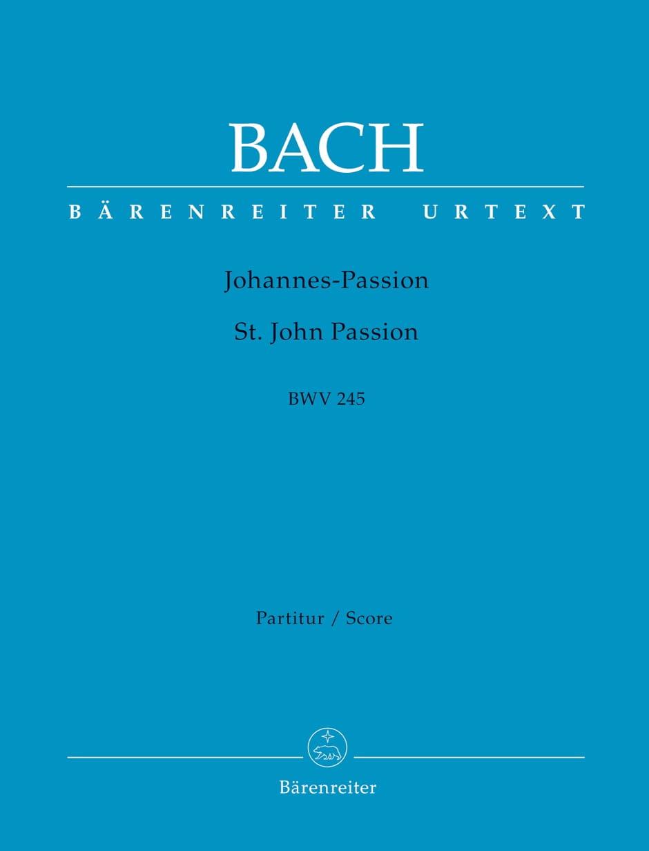 Passion selon St-Jean, BWV 245 - laflutedepan.com