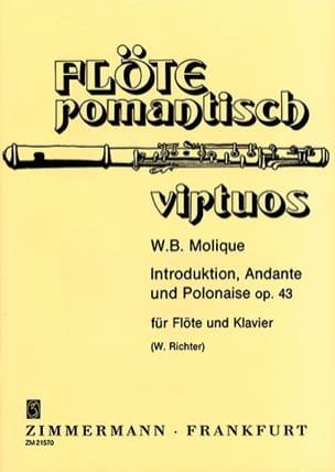 Introduktion, Andante und Polonaise op. 43 laflutedepan