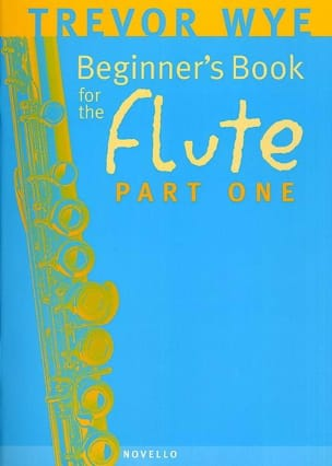 A beginner's book for the flute - Part 1 Trevor Wye laflutedepan