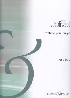Prelude - André Jolivet - Partition - laflutedepan.com