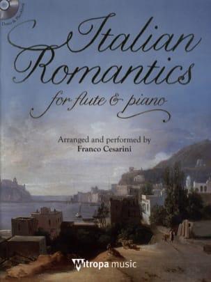 Italian Romantics Partition Flûte traversière - laflutedepan