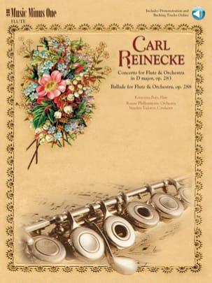 Concerto pour Flute et Orchestre Carl Reinecke Partition laflutedepan