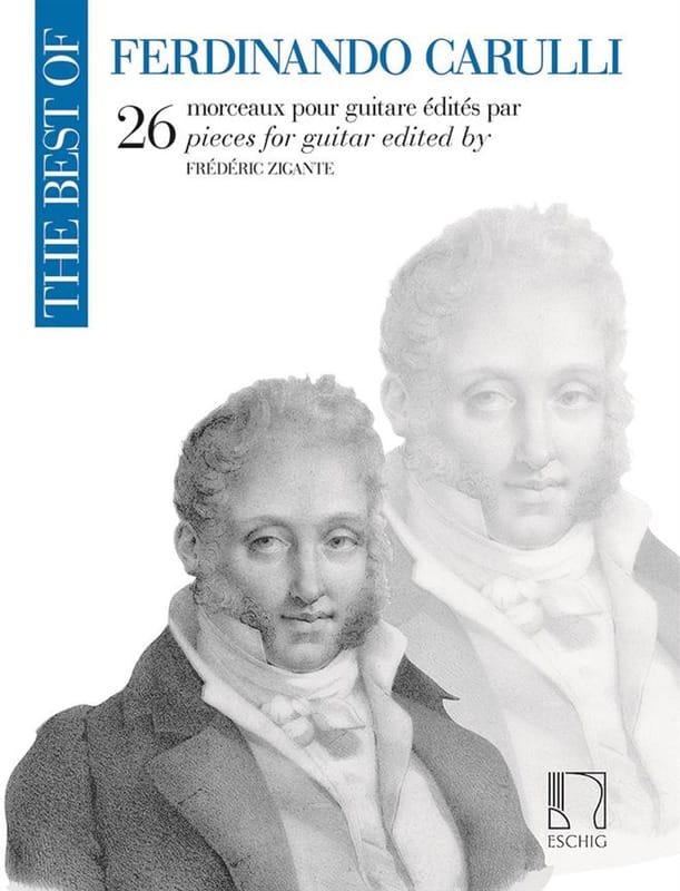26 Morceaux pour Guitare - The Best Of - laflutedepan.com