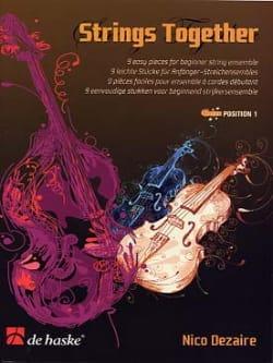 Strings Together - Position 1 Nico Dezaire Partition laflutedepan