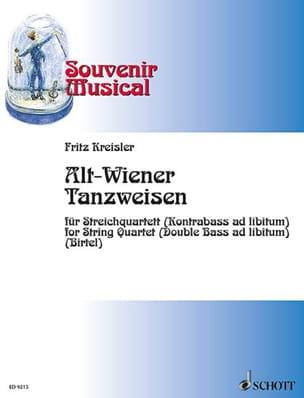 Alt Wiener Tanzweisen - Streichquartett KREISLER laflutedepan