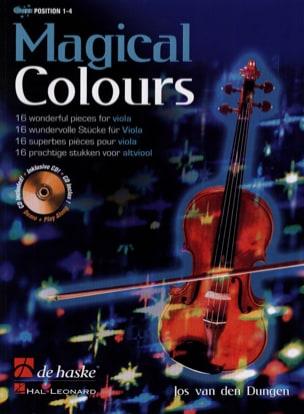 Magical Colours Jos van den Dungen Partition Alto - laflutedepan