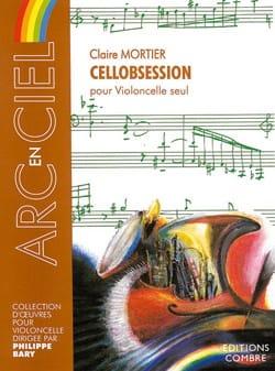 Cellobsession Claire Mortier Partition Violoncelle - laflutedepan