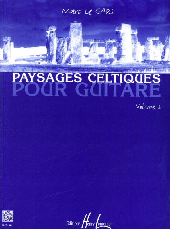 Paysages Celtiques pour Guitare Volume 2 - laflutedepan.com