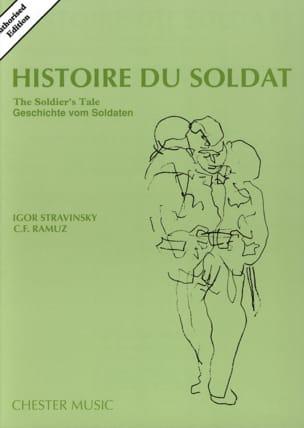Histoire du Soldat - Score STRAVINSKY Partition laflutedepan