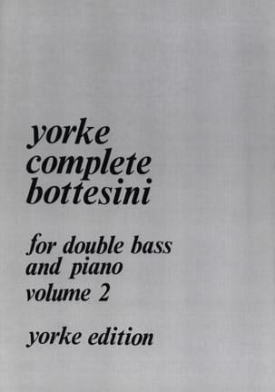 Complete Bottesini Volume 2 BOTTESINI Partition laflutedepan