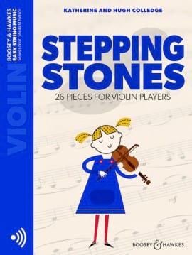 Stepping Stones - Violon - Partition - Violon - laflutedepan.com