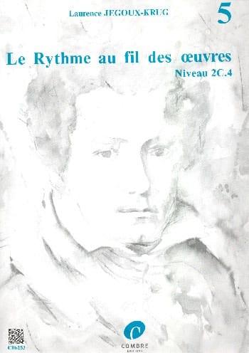 Le Rythme au Fil des Oeuvres Volume 5 - laflutedepan.com