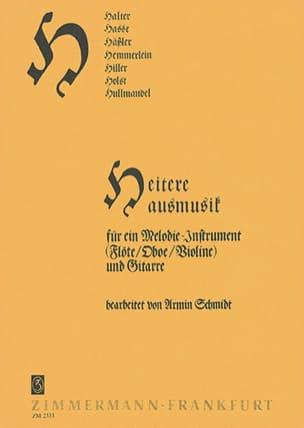 ABC-Reihe - H - Flöte Oboe, Violine Gitarre Armin Schmidt laflutedepan