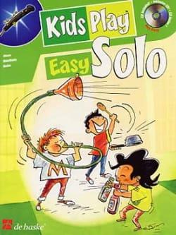 Kids play easy Solo -Oboe Fons van Gorp Partition laflutedepan